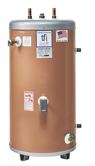 Glass Lined Indirect Water Heater