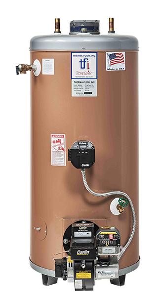 Glass Lined Oil-Fired Water Heaters